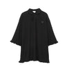 NicoPanda Nico Boy Jumbo Polo Black