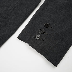 Nilmance | Suit Jacket SJ-03 Dark Grey - Concrete