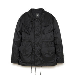 Nilmance | Military Jacket MJ-01 Black - Concrete