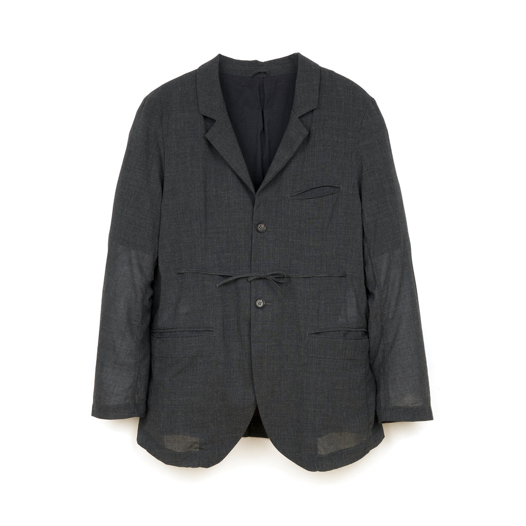 Nilmance Suit Jacket SJ-03 Dark Grey