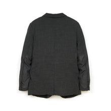 將圖像加載到畫廊查看器中Nilmance | Suit Jacket SJ-03 Dark Grey - Concrete