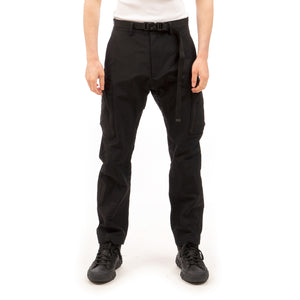 Nilmance | Pants MP-01 Black