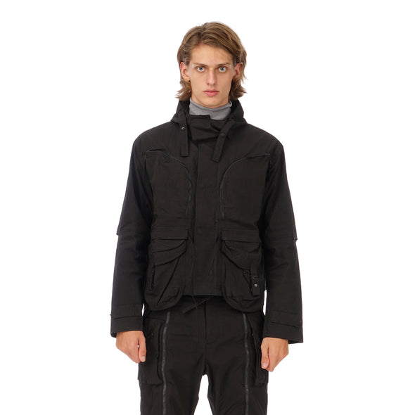 Nilmance | Jacket MJ-05 Black