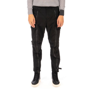 Nilmance | Pants MPL-01 Black - Concrete