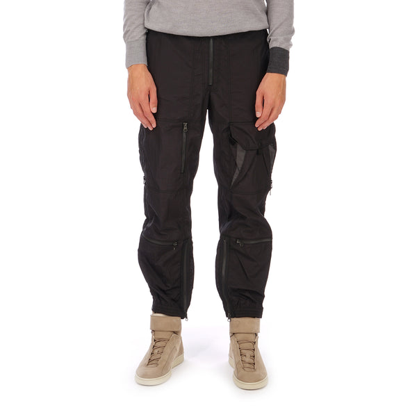 Nilmance | Pants TPL-01 Black - Concrete