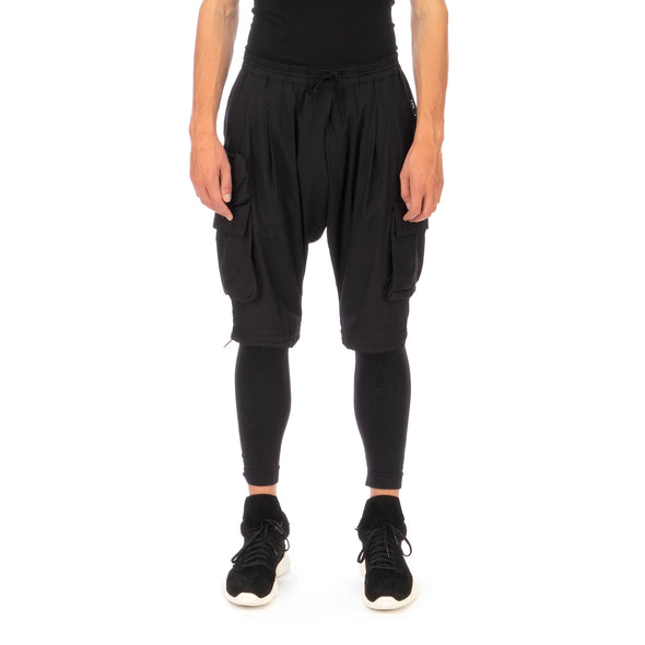 Nilmance | Shorts SBP-02 Black