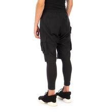 Load image into Gallery viewer, Nilmance | Shorts SBP-02 Black