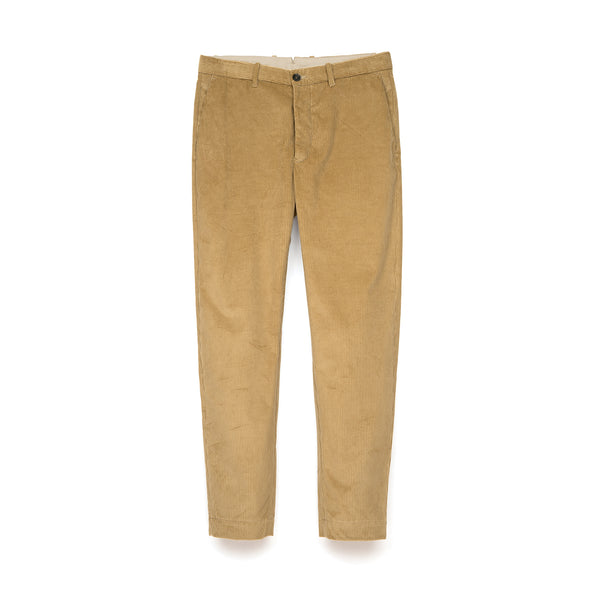 nine:inthe:morning 'Nik' Chino Over Man Camel - Concrete