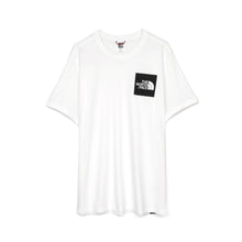 將圖像加載到畫廊查看器中The North Face Fine S/S T-Shirt White
