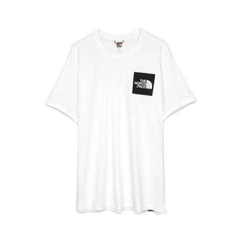 The North Face Fine S/S T-Shirt White