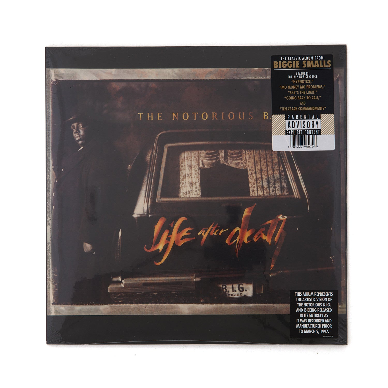 Notorious B.I.G. - Life After Death 3-LP