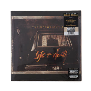 Notorious B.I.G. - Life After Death 3-LP - Concrete