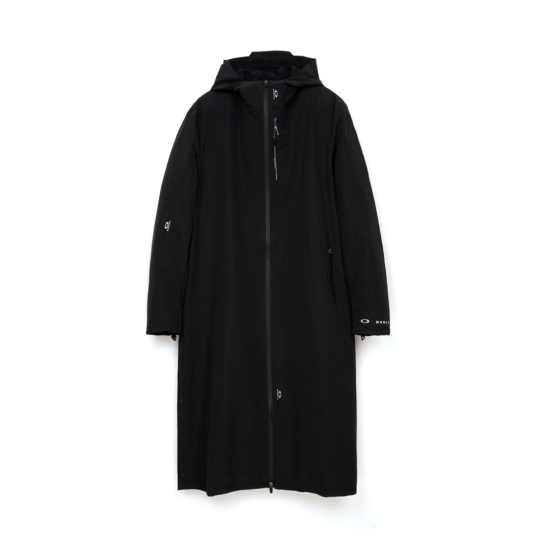 OAKLEY by Samuel Ross Long Coat 02E Black