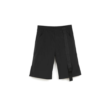 OAKLEY by Samuel Ross Oversized Track Short Black