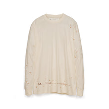 Load image into Gallery viewer, OAKLEY by Samuel Ross Macro Dots L/S T-Shirt 100 White - Concrete