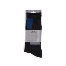 Load image into Gallery viewer, OAKLEY by Samuel Ross Socks (Metal Detail) 02E Black