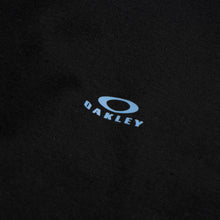 Load image into Gallery viewer, OAKLEY by Samuel Ross Skydiver Zipped L/S T-Shirt Black