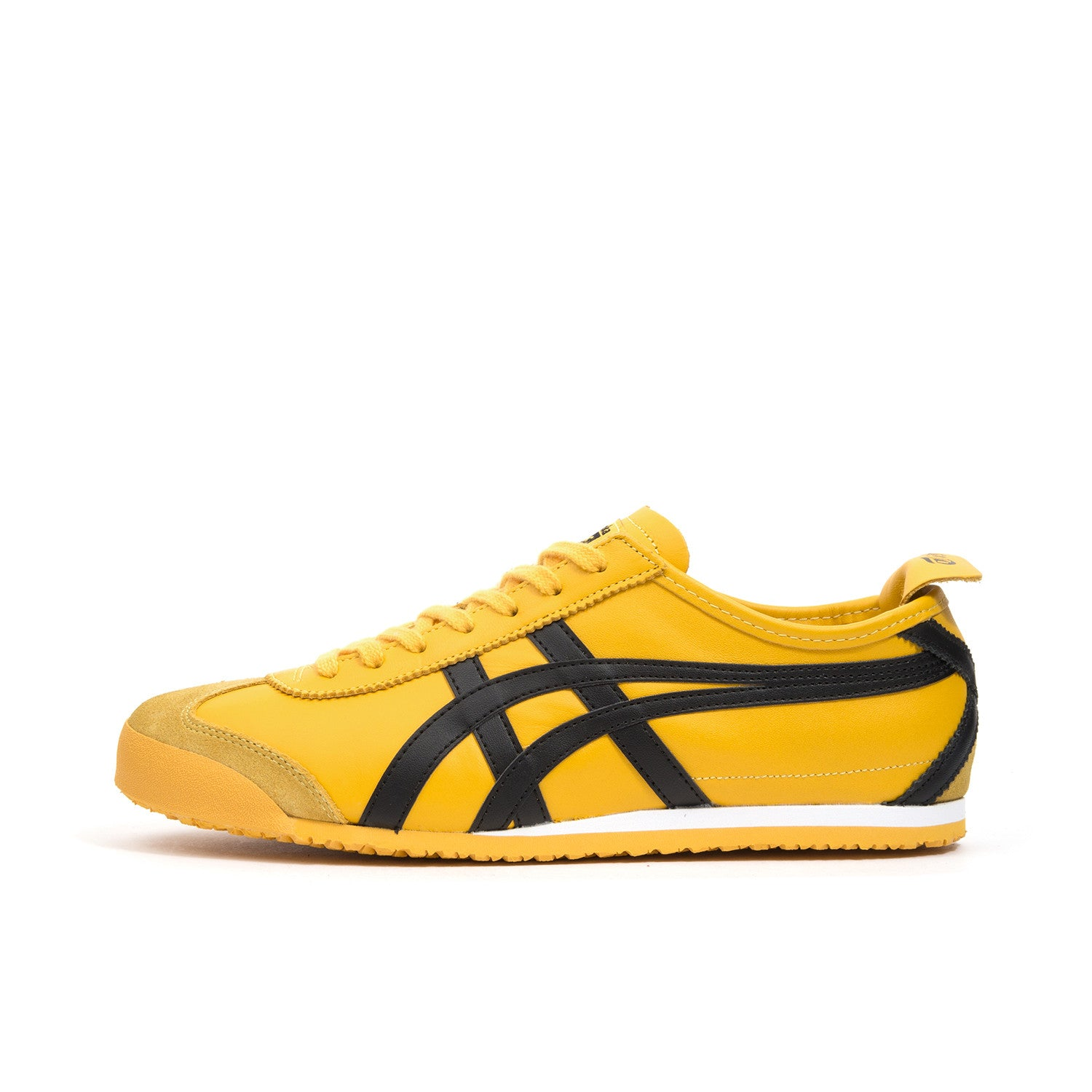 quality design 1f521 ae9b6 Onitsuka Tiger Mexico 66 Yellow/Black