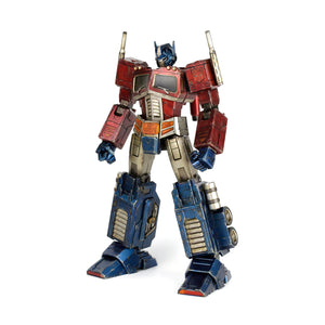 Hasbro x ThreeA Transformers Optimus Prime Classic Edition