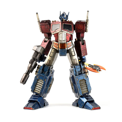 Hasbro x ThreeA Transformers Optimus Prime Classic Edition - Concrete
