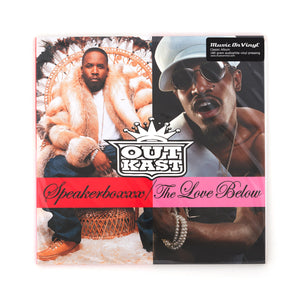 Outkast - Speakerboxxx/Love Below 4-LP - Concrete