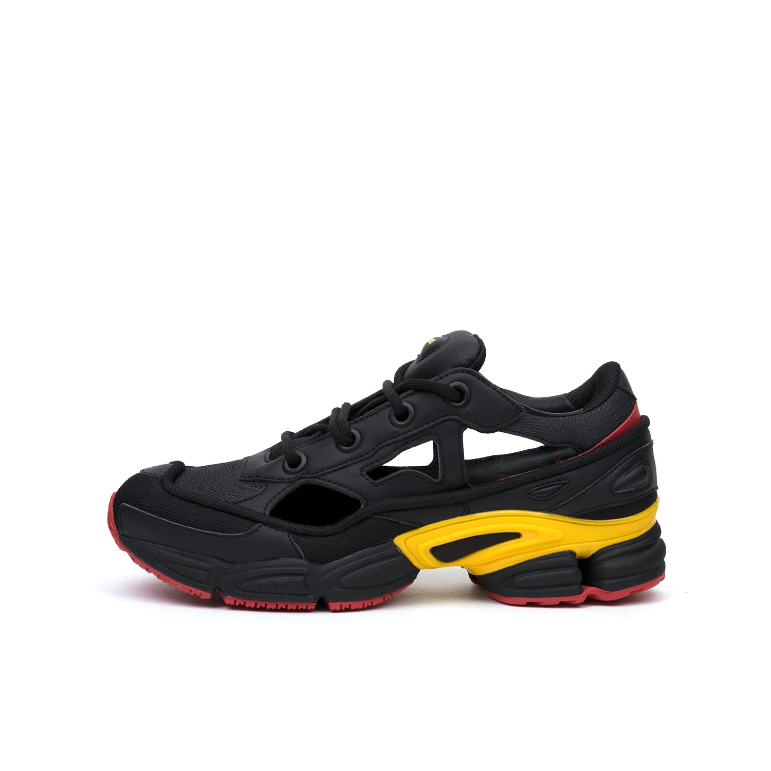 1cbe534926d0 adidas x Raf Simons RS Replicant Ozweego  Belgium Version  Black Gold