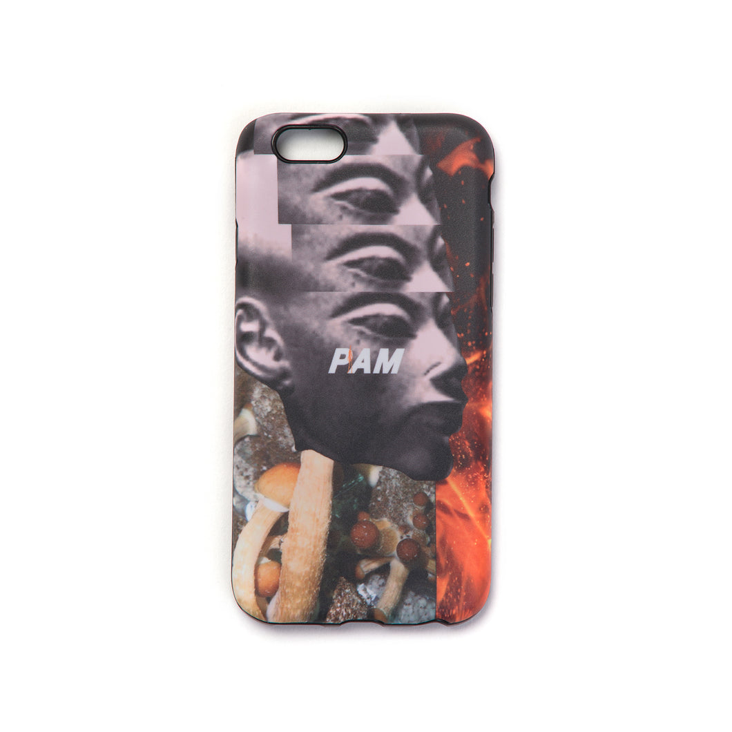Perks and Mini (P.A.M.) Iphone 6 Plus Case Klimax Print - Concrete
