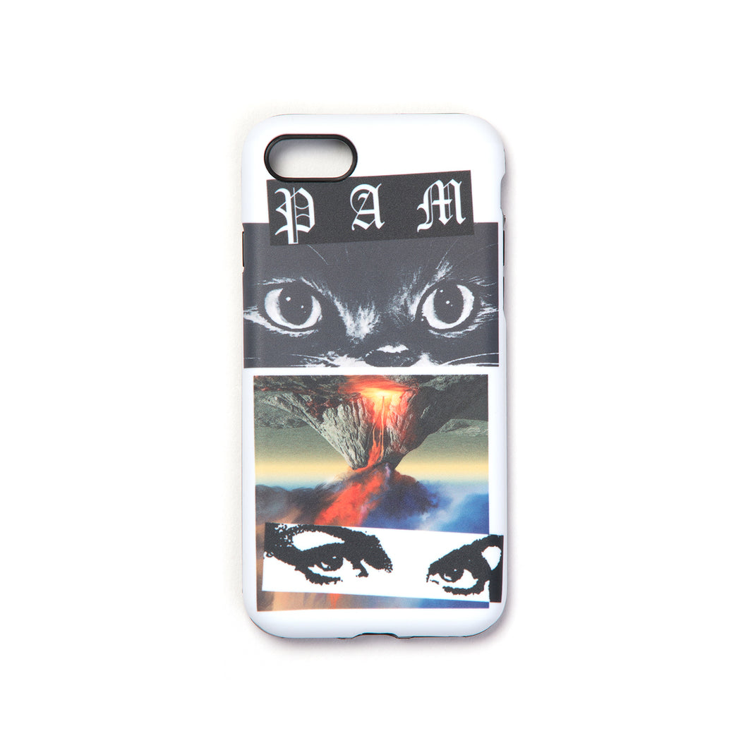 Perks and Mini (P.A.M.) Iphone 6 Case Volcano Eyes - Concrete
