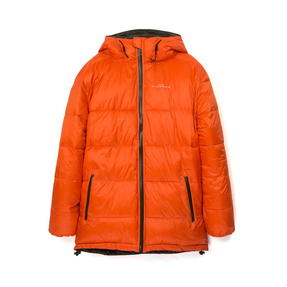 Perks and Mini (P.A.M.) First Contact Puffer Jacket Army/Orange