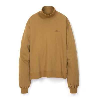 Perks and Mini (P.A.M.) Theory Hi Neck Sweat Rust