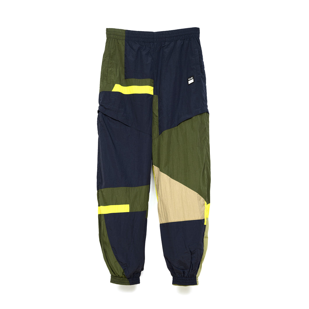 Perks and Mini (P.A.M.) | Over It's Shadow Sooth Track Pants Navy/Multi - Concrete