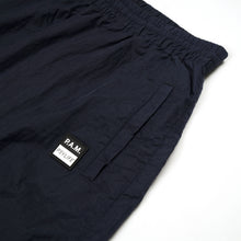 Load image into Gallery viewer, Perks and Mini (P.A.M.) | Over It's Shadow Sooth Track Pants Navy/Multi - Concrete