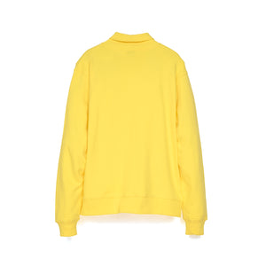 Perks and Mini (P.A.M.) | Pamris Hi Neck Sweat Marigold - Concrete