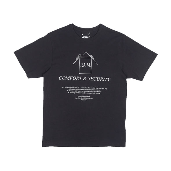 Perks and Mini (P.A.M.) | A.C.A.B. S/S T-Shirt Black