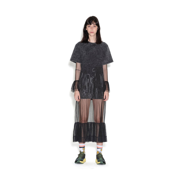 Perks and Mini (P.A.M.) | Intimate Upscale Wet Cement Dress Wet Cement - Concrete