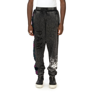 Perks and Mini (P.A.M.) | Deep Level Track Pants Multi - Concrete