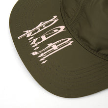 Load image into Gallery viewer, Perks and Mini (P.A.M.) | WATF Nylon Cap Khaki - Concrete