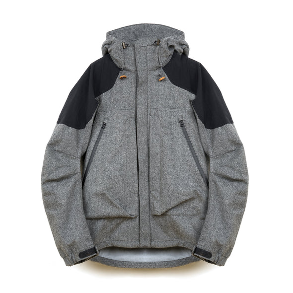 PEdALED Urban Jacket Dark Grey/Black