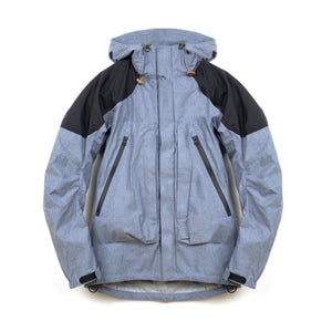 PEdALED Urban Jacket Navy/Dark Navy - Concrete