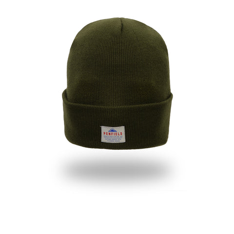 Penfield Classic Beanie Olive