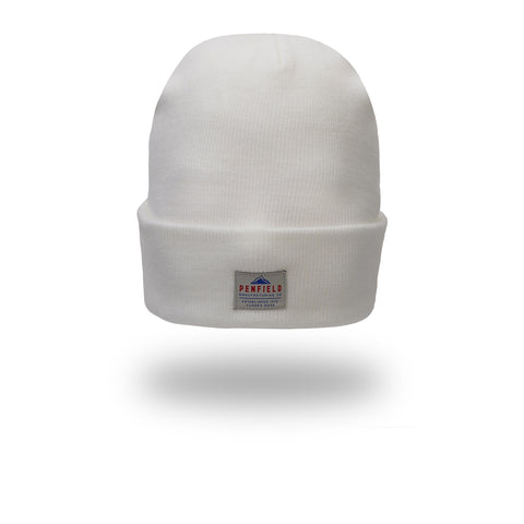 Penfield Classic Beanie White