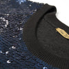 Peter Jensen Wmns Sequin Jumper Black/Navy - Concrete