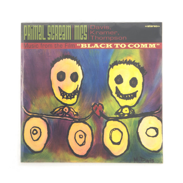 Primal Scream & Mc5 - Black To Comm -Ltd- 1-LP