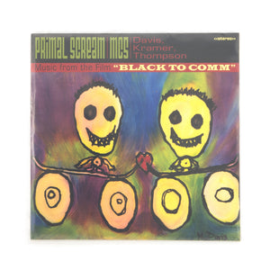 Primal Scream & Mc5 - Black To Comm -Ltd- 1-LP - Concrete