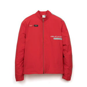 PUMA x O.MOSCOW Track Top Ribbon Red - Concrete