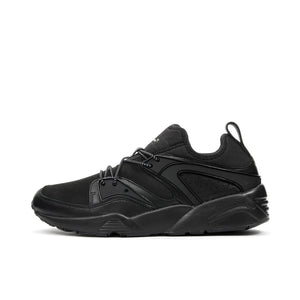 PUMA x STAMPD Blaze Of Glory Black - Concrete