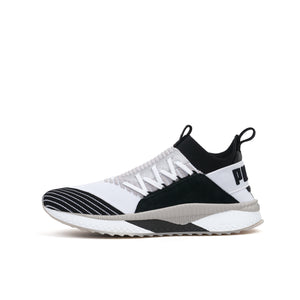 PUMA x TSUGI JUN Cubism White/Black-Gray - Concrete