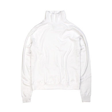 Perks and Mini (P.A.M.) Aktivate! Hi Neck Sweat White - Concrete