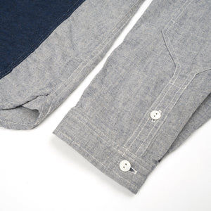 PEdALED Garage Shirt Navy - Concrete