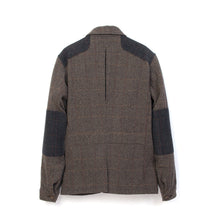 Afbeelding in Gallery-weergave laden, PEdALED Saddle Work Jacket Brown/Grey
